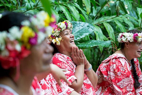 Flowers Tahiti