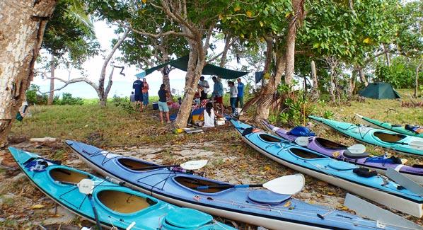 Tonga Kayaks