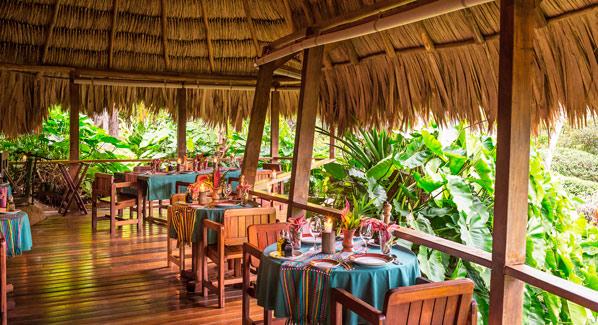 Belize Biancaneaux Lodge
