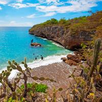 Curucao Coastline