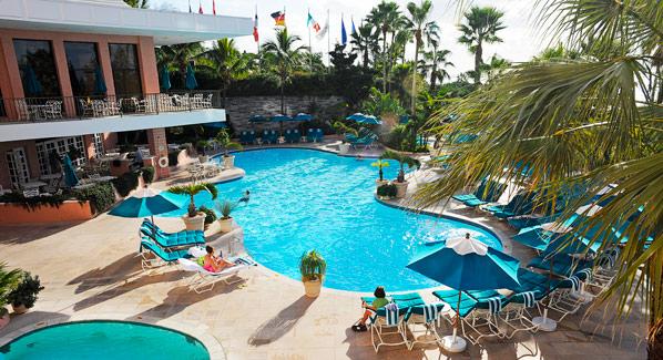 Bermuda Fairmont Southampton Pool