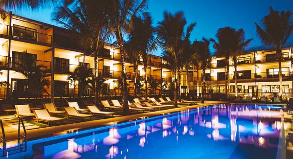 Key West Perry Hotel Pool