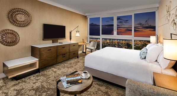 Oahu Prince Waikiki Room Oceanfront
