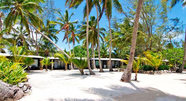 Andros Bahamas Hope Bay Lodge Cabin