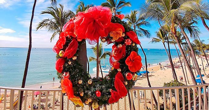 Christmas In Hawaii Big Island