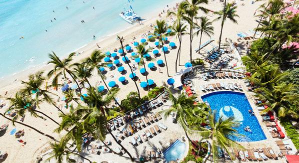 Outrigger Pool Waikiki