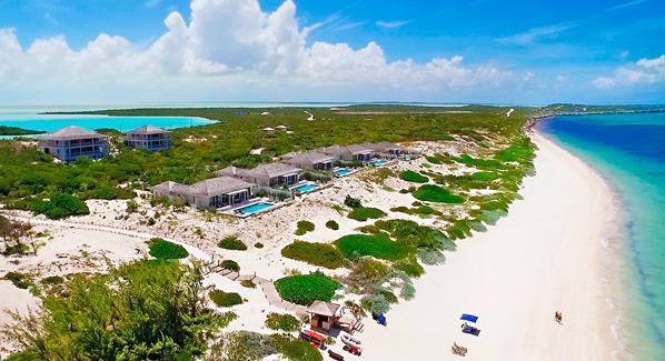 South Caicos Sailrock Resort