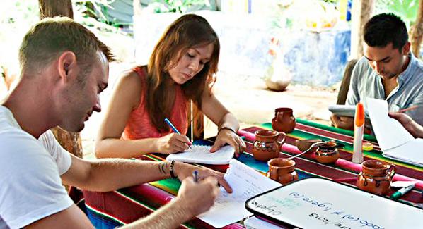 Mextil Language School Tulum