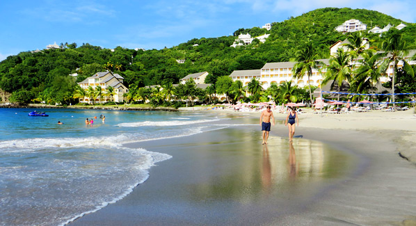Body Holiday Resort St Lucia
