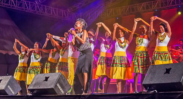 Grenada Pure Music Festival