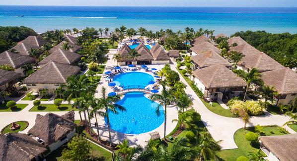 Allegro Cozumel Resort Pool