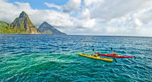 St. Lucia Kayak