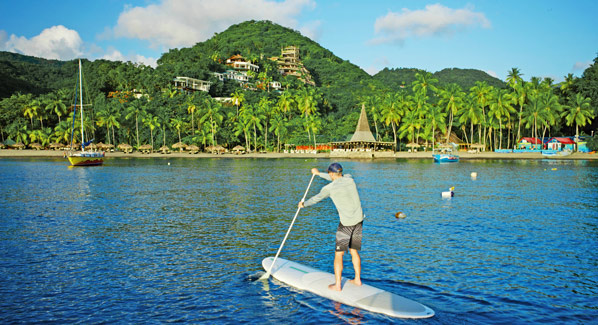 St. Lucia Paddleboard