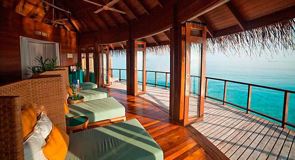 U Spa Constance Maldives