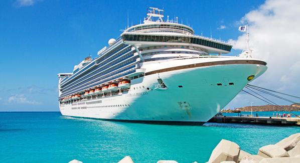 Cruising Caribbean