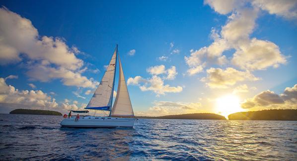 Tonga Sailing