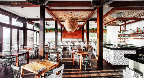 Sanara Tulum Coconut Restaurant