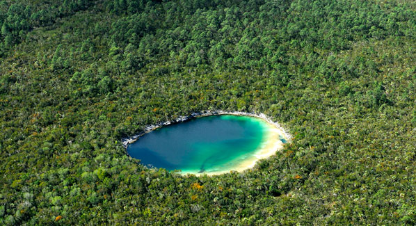 Andros Blue Hole